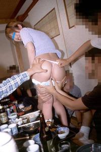 宴会コンパニオンとオヤジが酔っぱらって・・・12