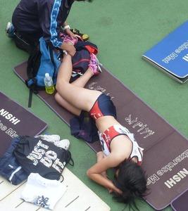 女子陸上選手のユニフォームがエロすぎwww エロちら速報08