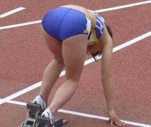 女子陸上選手のユニフォームがエロすぎwww エロちら速報12
