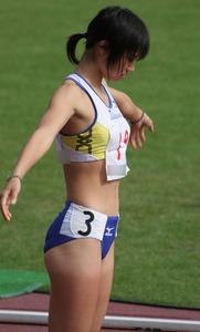女子陸上選手のユニフォームがエロすぎwww エロちら速報10