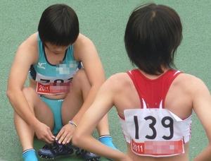 女子陸上選手のユニフォームがエロすぎwww エロちら速報07