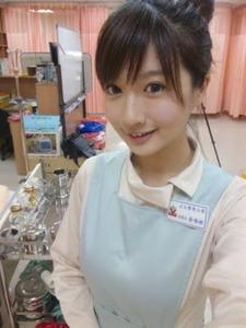 美人すぎる看護師で有名な台湾の素人 エロちら速報03