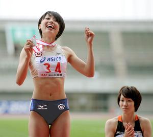 女子陸上選手のユニフォームがエロすぎwww エロちら速報23