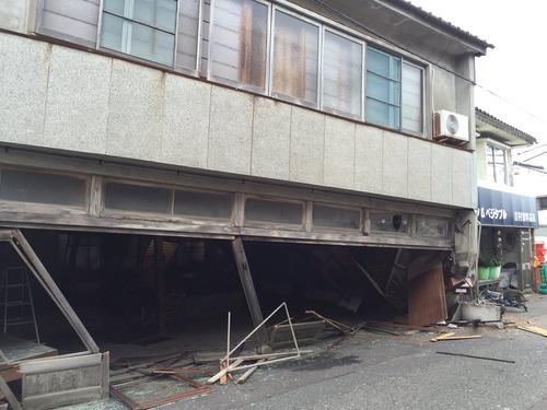 鳥取地震8