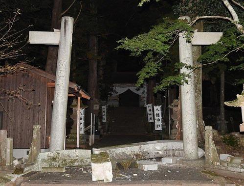 鳥取地震6
