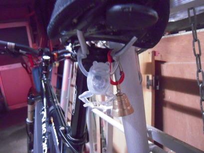 自転車の 自転車 サドル 上げ方 : カエル飼いました : とある遠路 ...