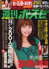週刊ポスト 2010年11/26.12/3号