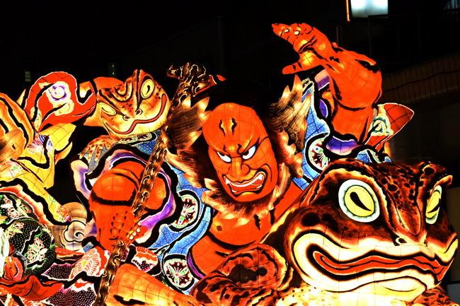 ねぶた4 「青森ねぶた祭り2014」 出陣ねぶた「青森ねぶた祭り2014」 出陣ね...  弘前