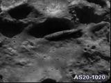 月のUFO