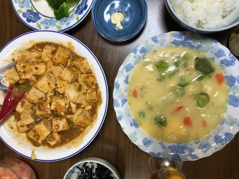 マーボー豆腐210324