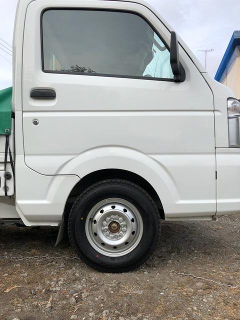 冬用タイヤ210106
