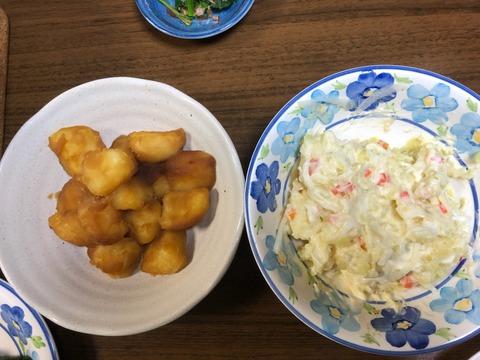 ジャガイモ料理201223