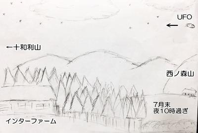 西ノ森UFO2