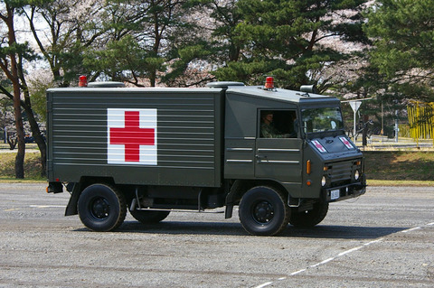 メディック強化!自衛隊衛生兵、治療可能範囲を拡大