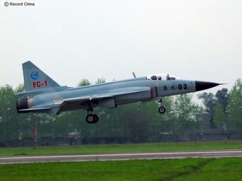 悪いのは中国?アフリカ?中国製J7戦闘機、5年で3割以上墜落