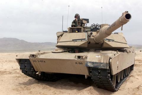 音信不通!米軍次期主力洗車「M1A3」はどうなったの?