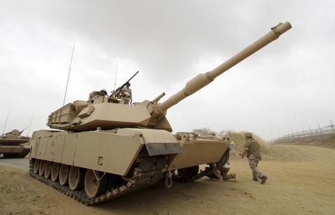 金持ちサウジ!米政府、サウジへの戦車輸出を承認