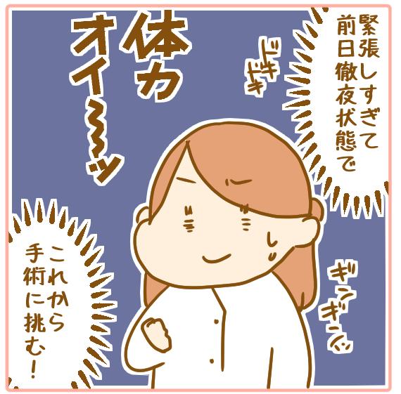双子妊娠⑲ついに出産!徹夜で挑む帝王切開!05