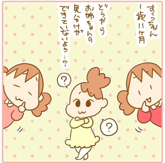 すぅちゃん双子の見分けできるのか?01
