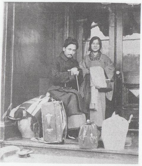 1921年2月退院、野枝
