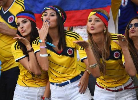 ワールドカップ美女37
