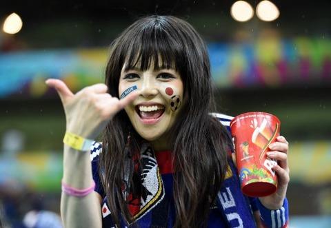 ワールドカップ美女36