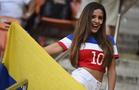 ワールドカップ美女84