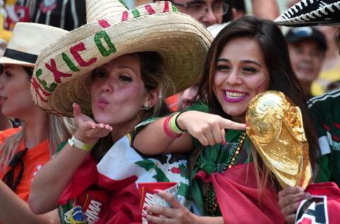 ワールドカップ美女3