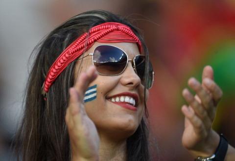 ワールドカップ美女1