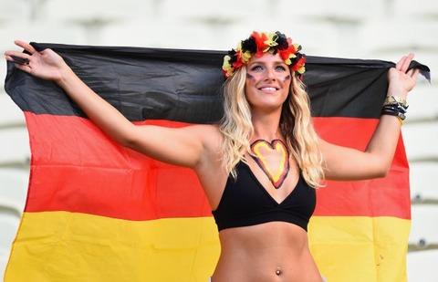 ワールドカップ美女14