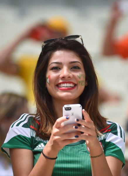 ワールドカップ美女4