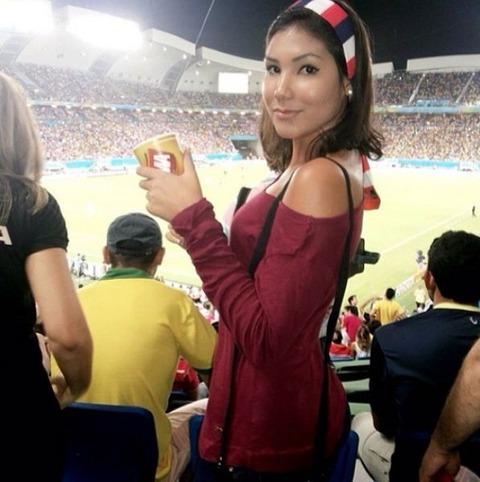 ワールドカップ美女25