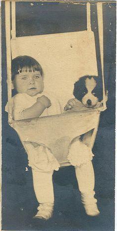 犬と赤ちゃん47