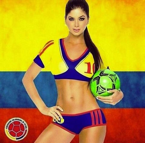 ワールドカップ美女60