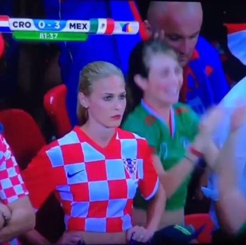 ワールドカップ美女18