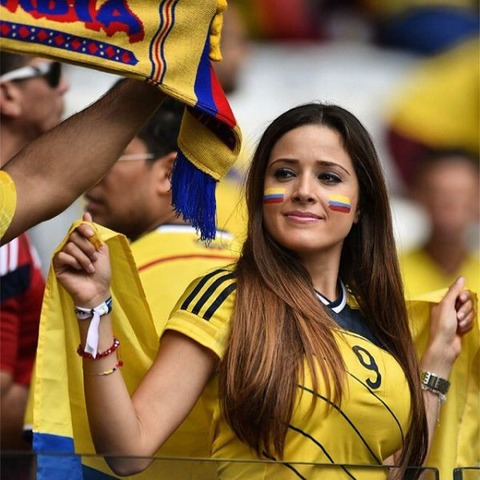 ワールドカップ美女52