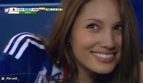 ワールドカップ美女20