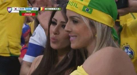 ワールドカップ美女34
