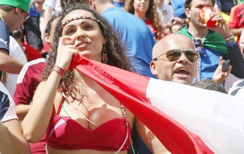 ワールドカップ美女47