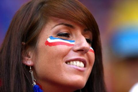 ワールドカップ美女48