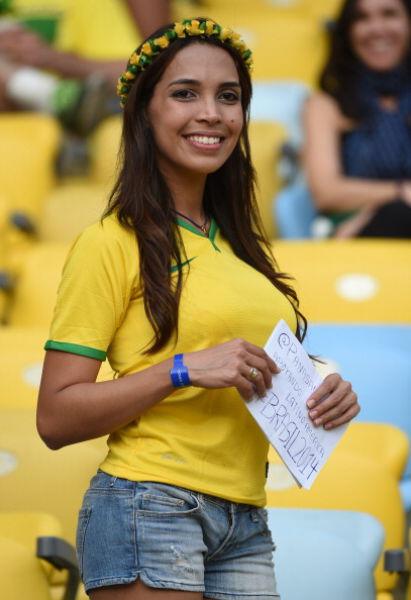 ワールドカップ美女9