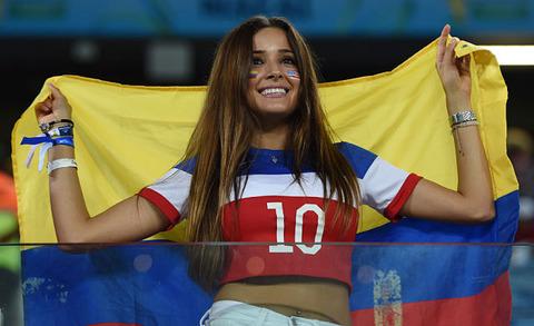 ワールドカップ美女16