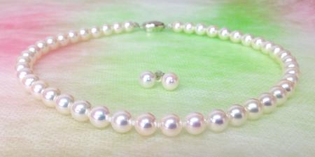 無調色真珠