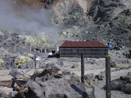 玉川温泉 岩盤浴