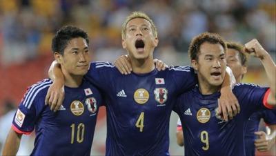 アジアカップ連覇を狙う日本