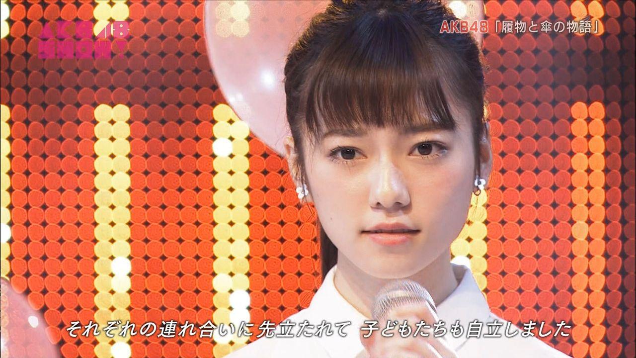 【AKB】AKBの楽曲『履物と傘の物語』が、NHK …