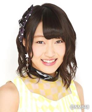 2014年NMB48プロフィール_上枝恵美加