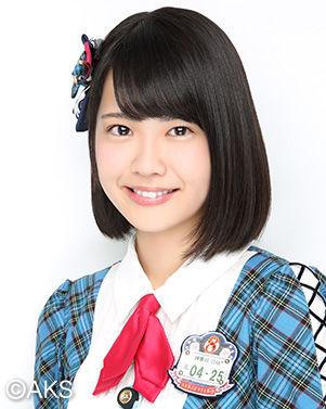 2016年AKB48プロフィール_小田えりな_2
