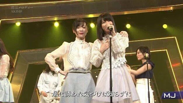 【ぱるる画像】横山由依さんの肩に手を回すぱるるさん ...