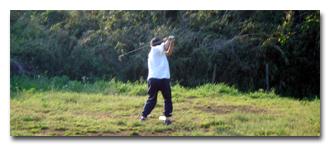ゴルフのおじさん